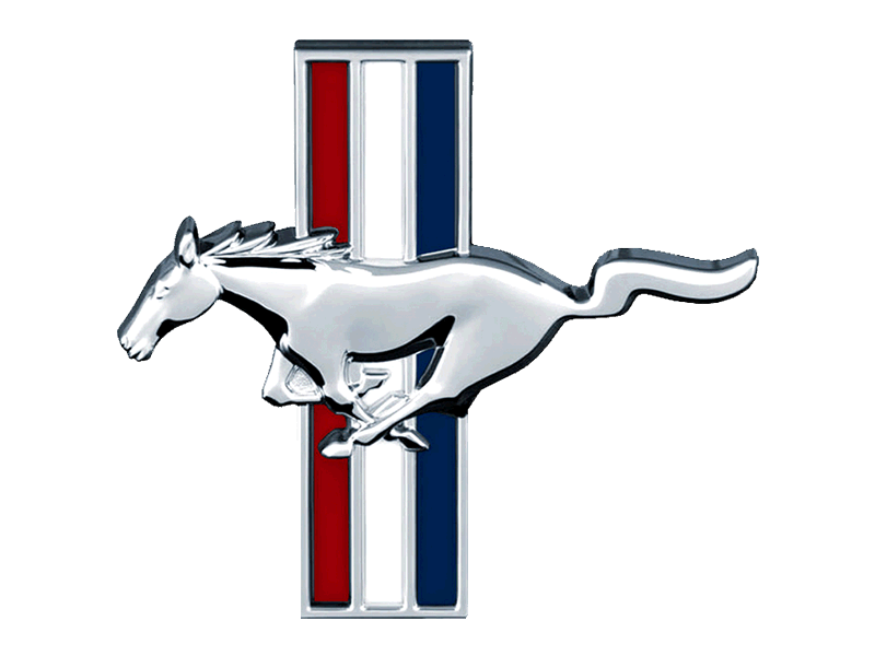 Logo: Ford - Mustang